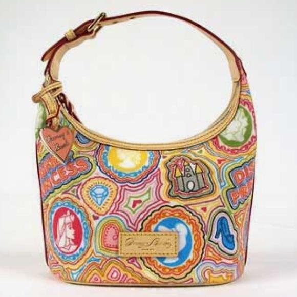 Dooney Bourke Bags Disney Dooney Bourke Pop Princess Bucket Bag